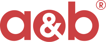 A&B Logo